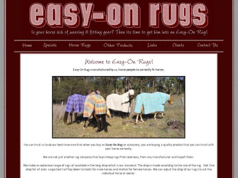 Easy On Rugs Official Website